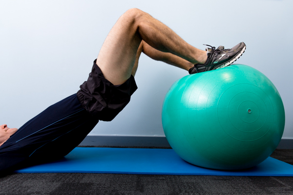 Ball-Bridge-Hamstring