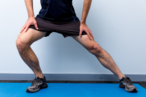 Standing-Groin-Stretch