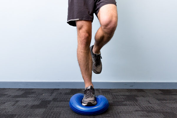 Theradisc Balance Single Leg